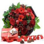 Romantic Flowers International Delivery